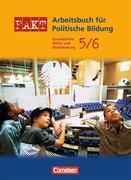 Fakt 5/6 Schuljahr Grundschule. Schülerbuch Berlin und Brandenburg