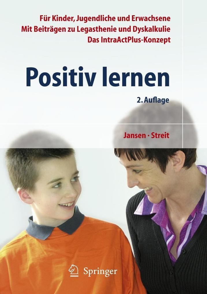 Positiv lernen als Buch