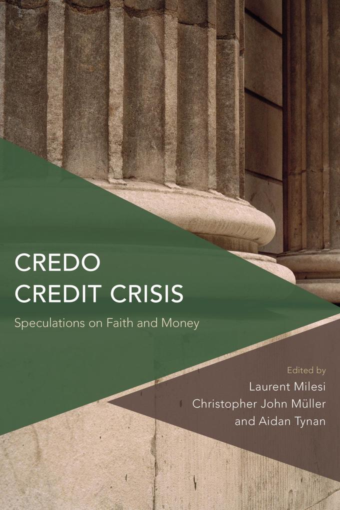 Credo Credit Crisis als eBook Download von