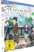 A Silent Voice - Blu-ray Deluxe Edition