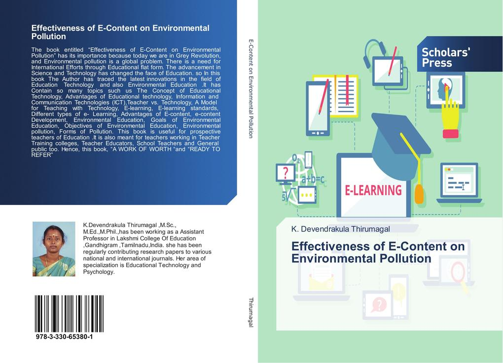 Effectiveness of E-Content on Environmental Pol...