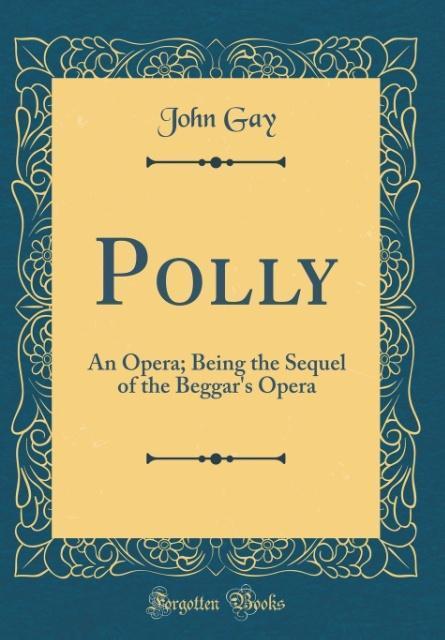 Polly als Buch von John Gay