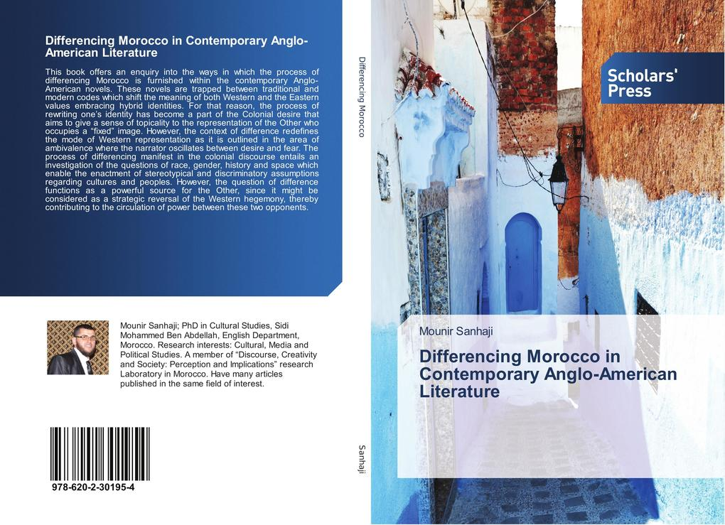 Differencing Morocco in Contemporary Anglo-Amer...