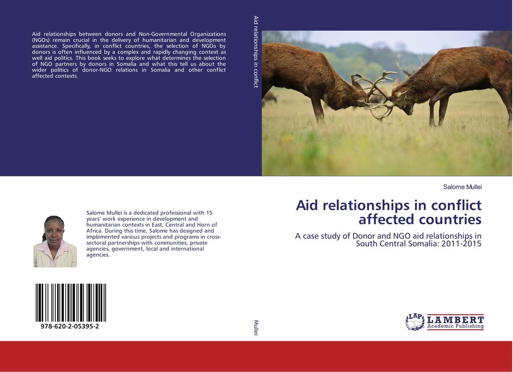 Aid relationships in conflict affected countrie...