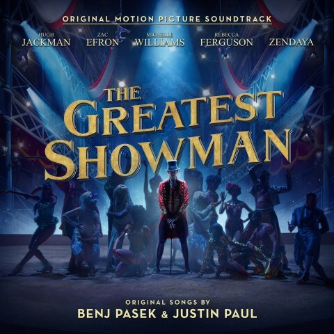 The Greatest Showman als CD