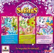 Safiras 3er Box 01. Drachenbox (Folgen 1 / 2 / 3)