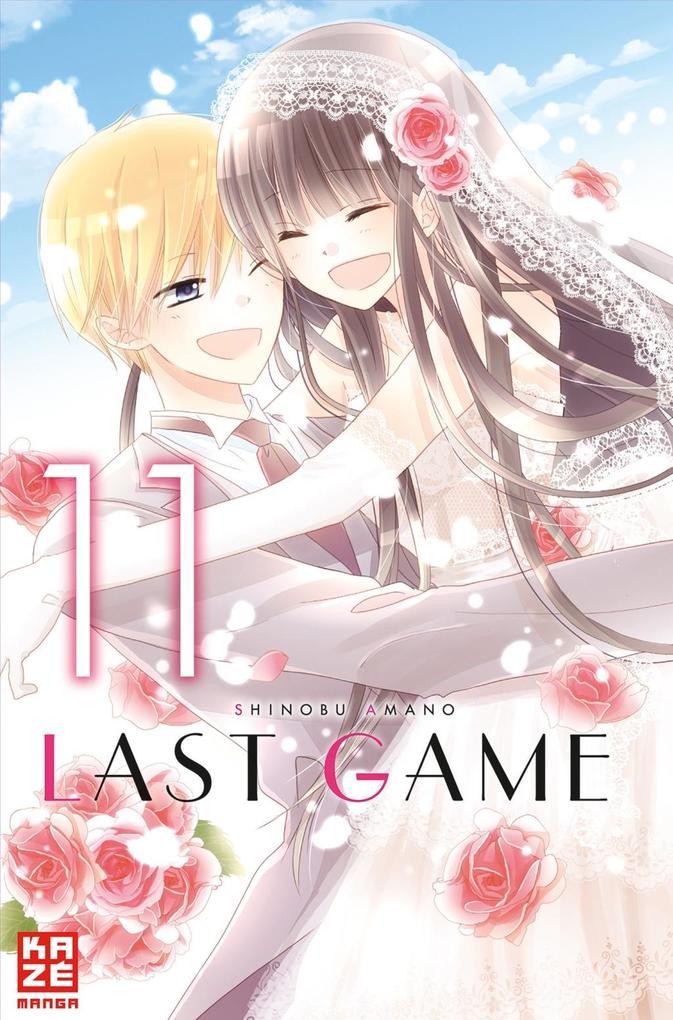 Last Game 11 als Taschenbuch