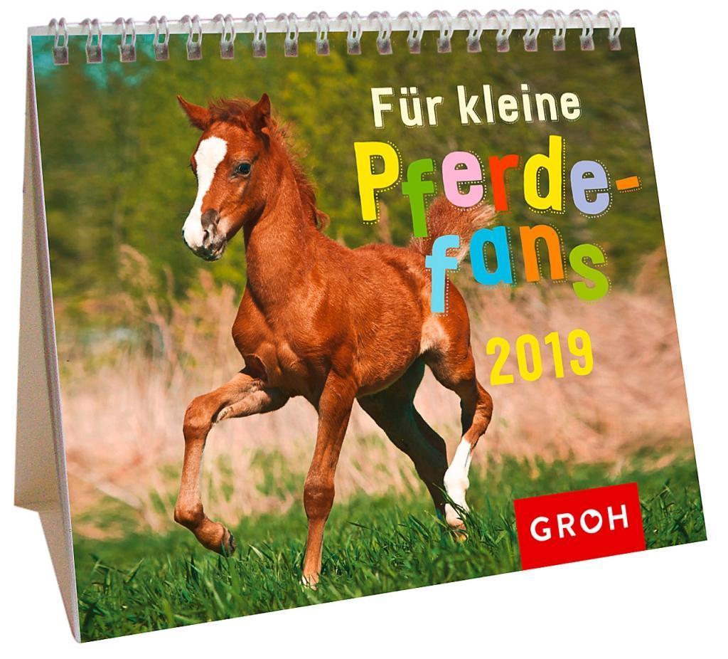 Für kleine Pferdefans 2019 als Kalender