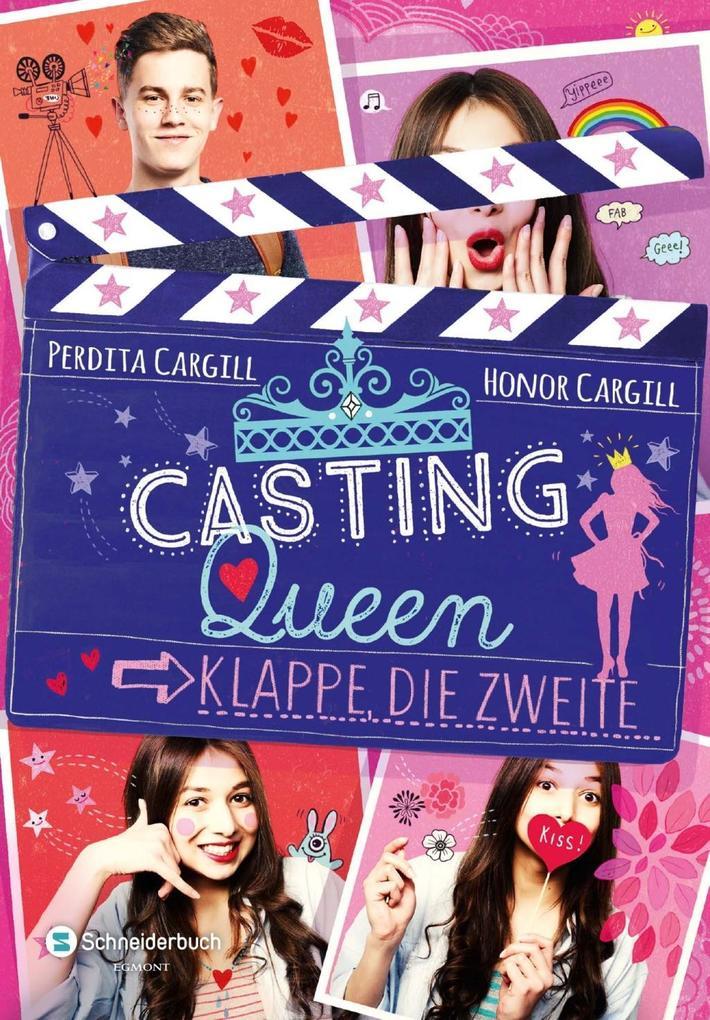 Casting-Queen, Band 02 als Buch
