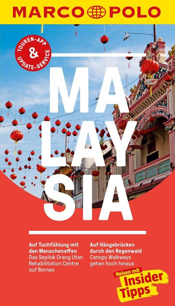 MARCO POLO Reiseführer Malaysia als eBook Downl...