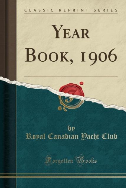 Year Book, 1906 (Classic Reprint) als Taschenbu...