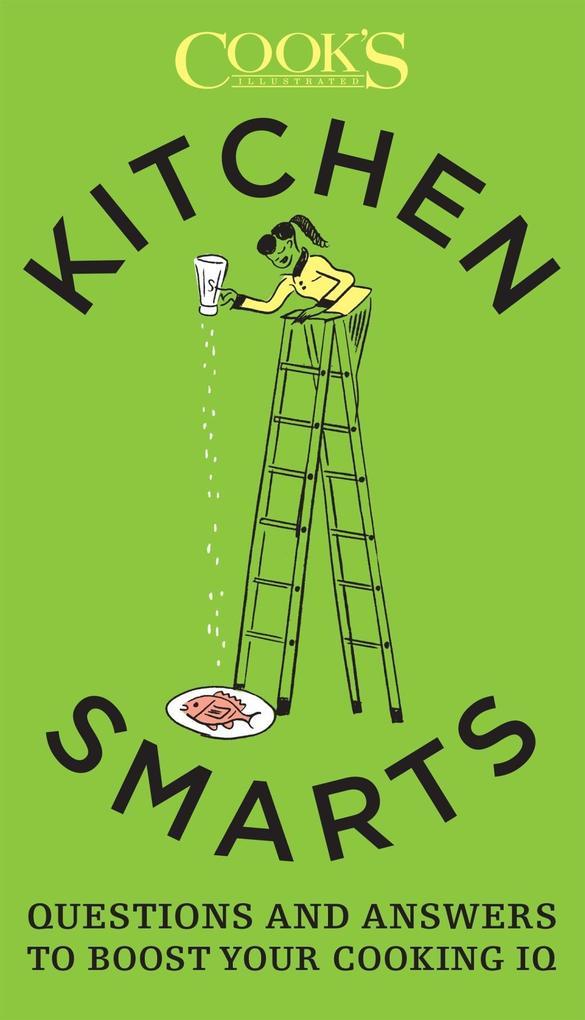Kitchen Smarts als eBook Download von
