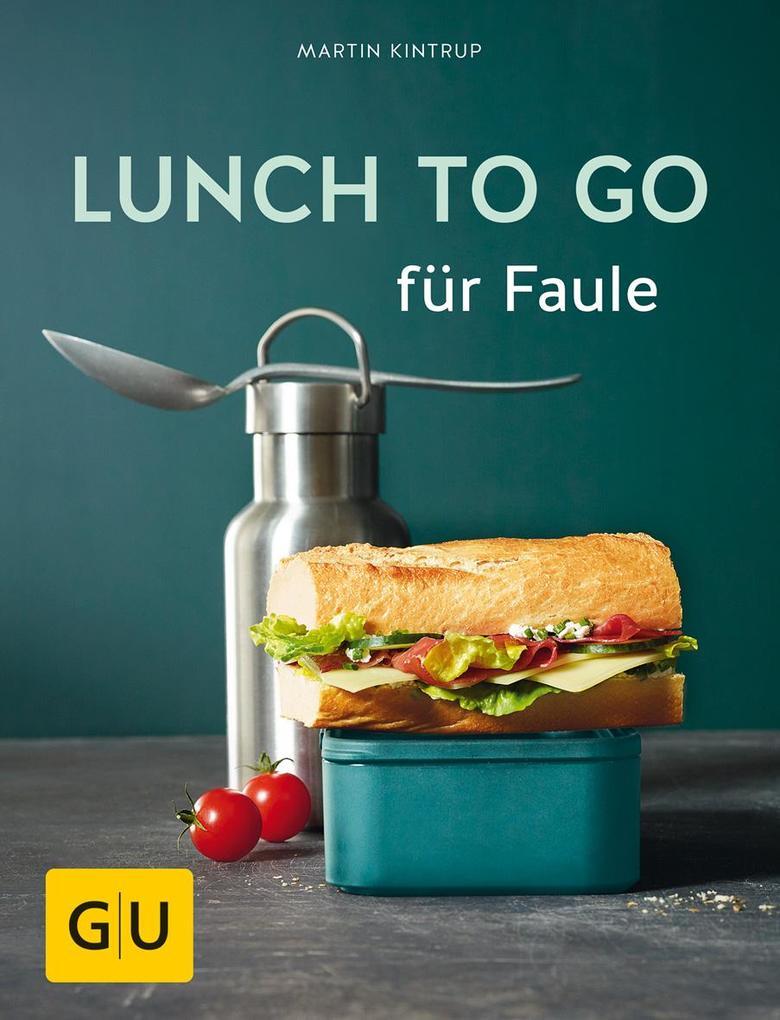 Lunch to go für Faule als Mängelexemplar