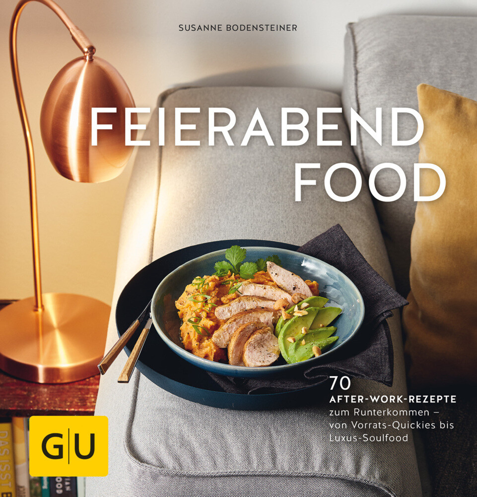 Feierabendfood als Buch (gebunden)