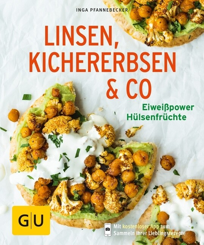 Linsen, Kichererbsen & Co. als Buch