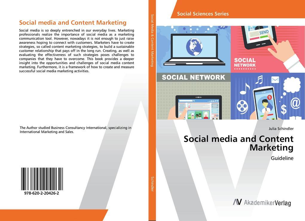 Social media and Content Marketing als Buch von...