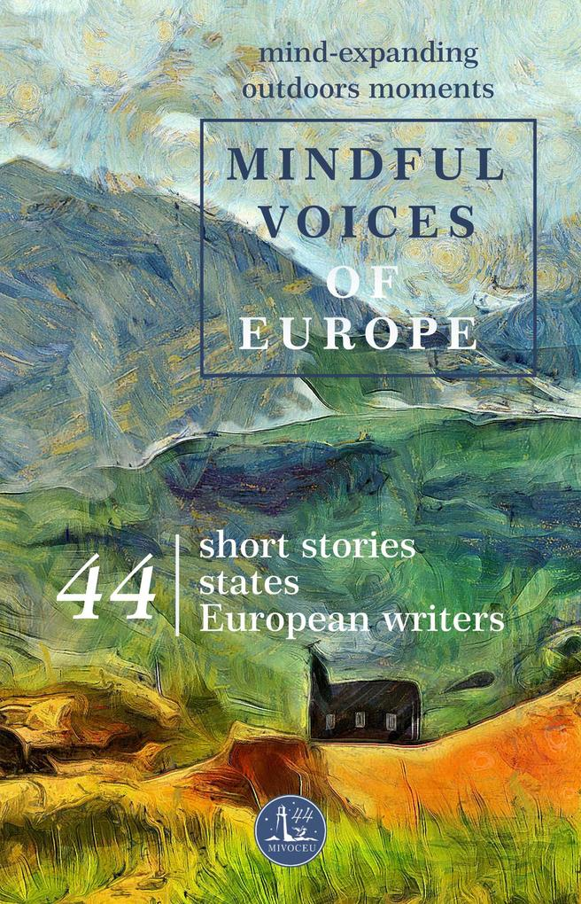 Mindful Voices of Europe als eBook