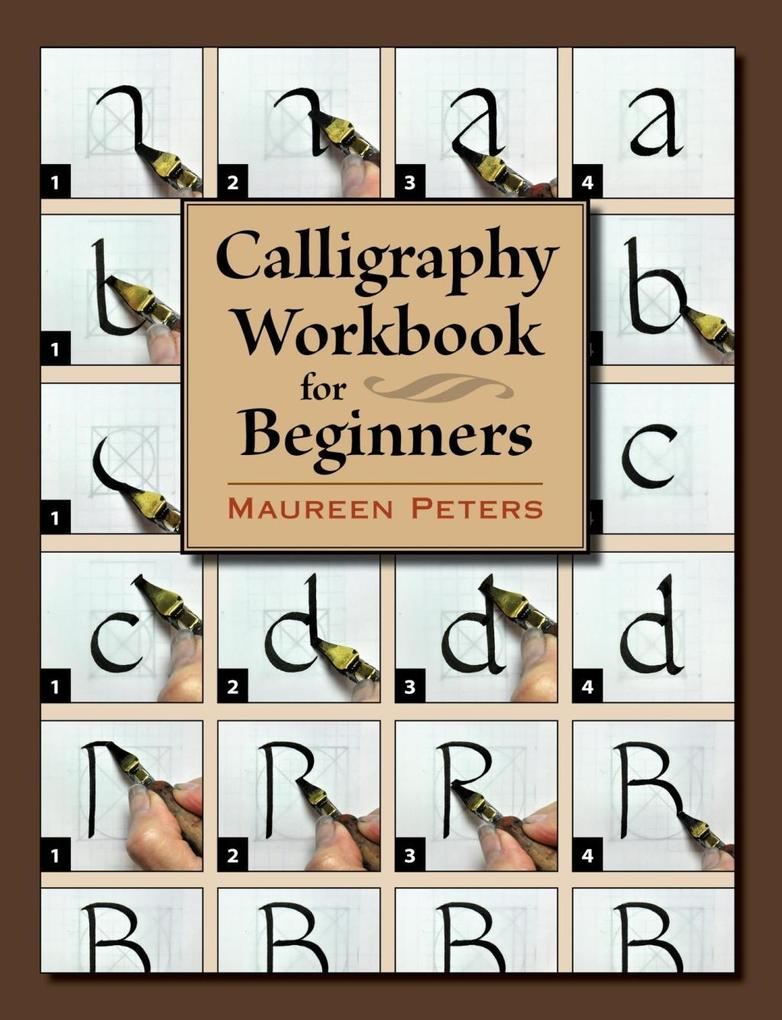 Calligraphy Workbook for Beginners als eBook Do...