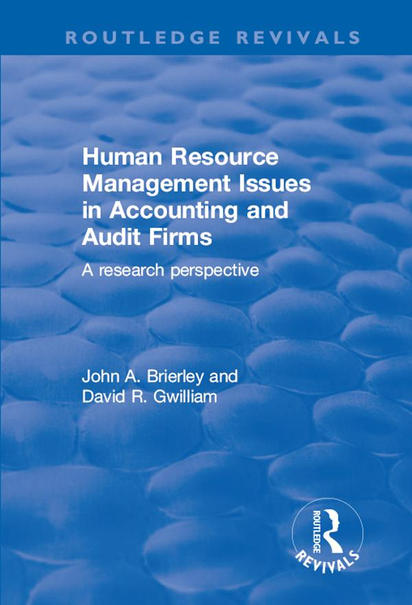Human Resource Management Issues in Accounting ...