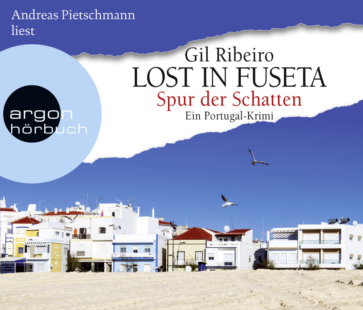 Lost in Fuseta als Hörbuch