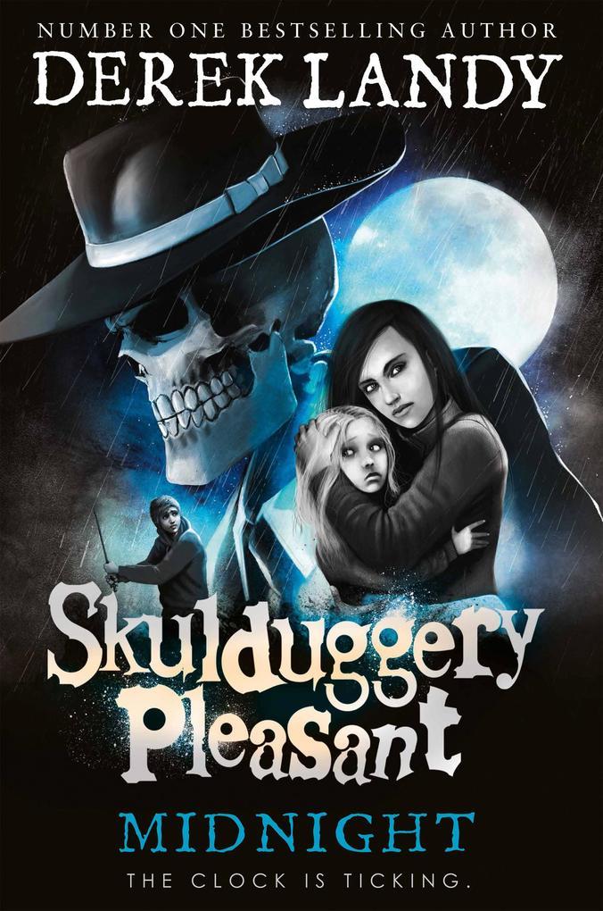 Skulduggery Pleasant 11. Midnight als Buch von ...