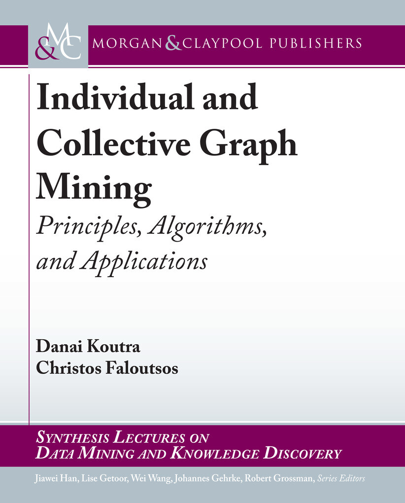 Individual and Collective Graph Mining als eBoo...