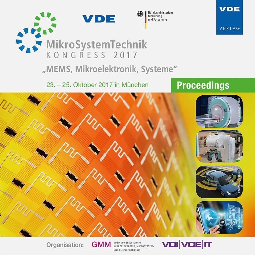 MikroSystemTechnik Kongress 2017