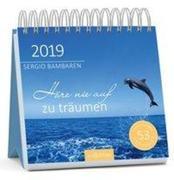 Höre nie auf zu träumen 2019 Postkartenkalender