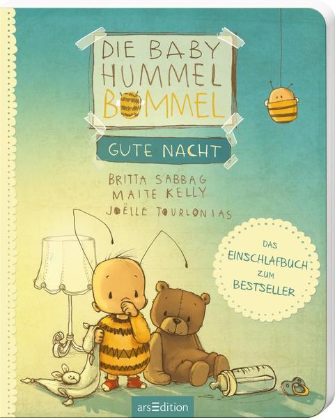 Die Baby Hummel Bommel - Gute Nacht als Buch