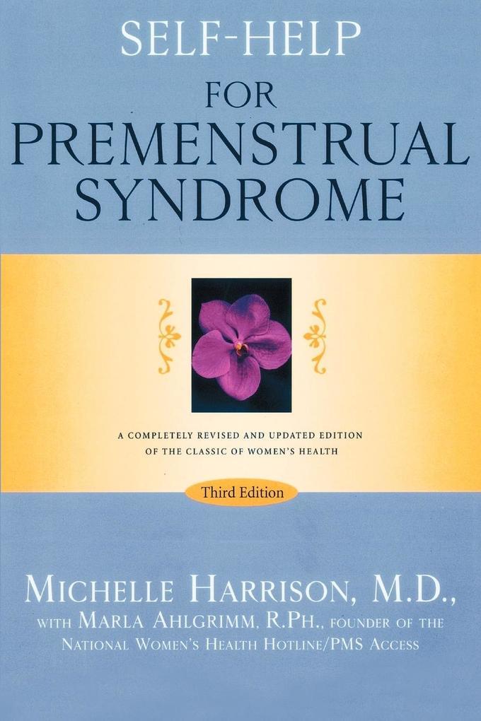 Self-Help for Premenstrual Syndrome als Taschen...