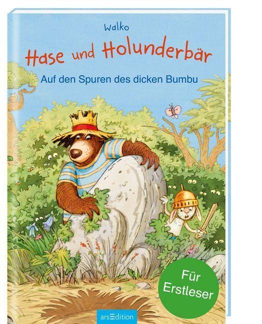 Hase und Holunderbär - Auf den Spuren des dicken Bumbu als Buch