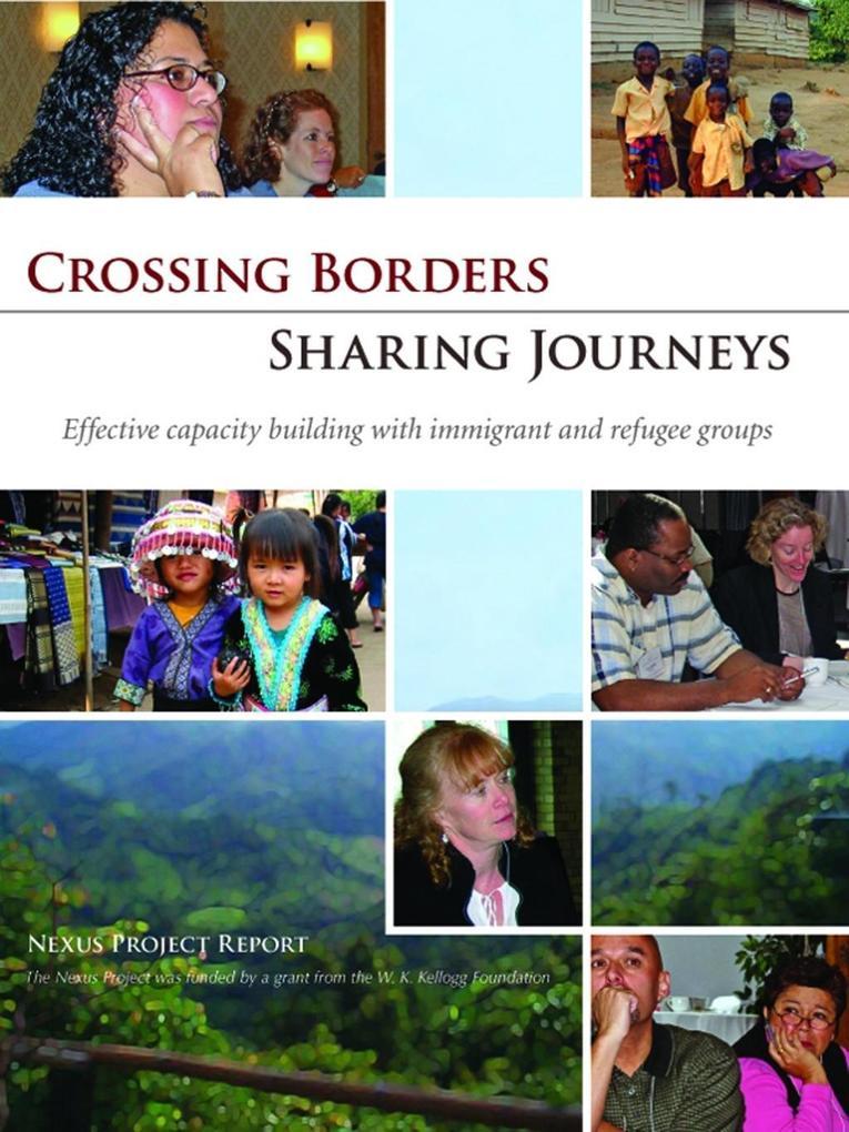 Crossing Borders - Sharing Journeys als eBook D...