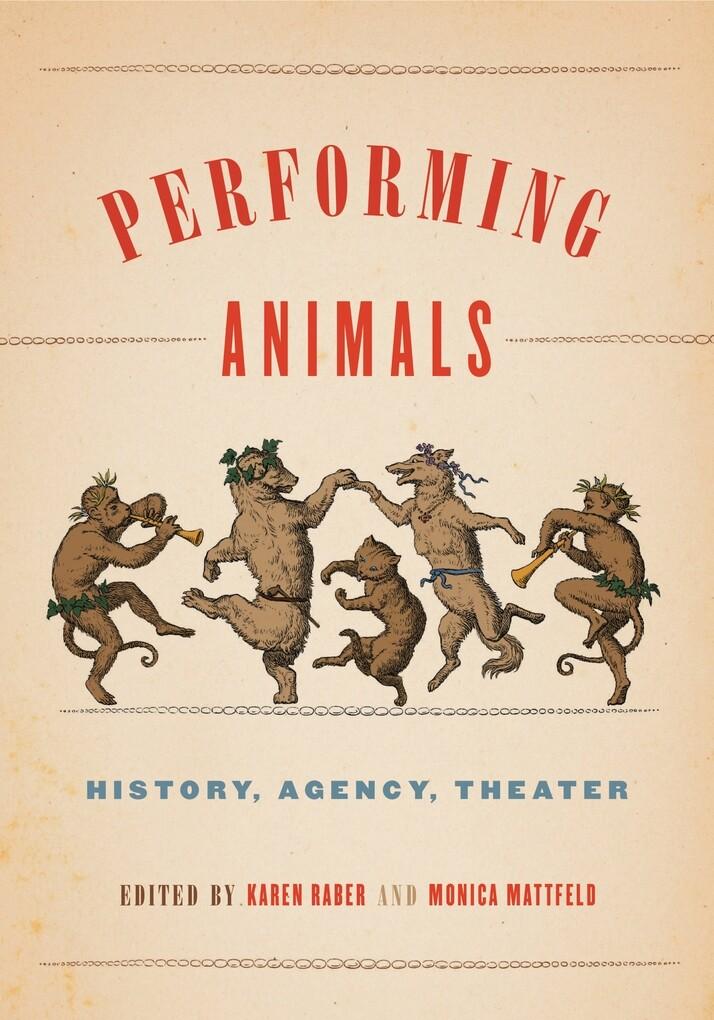 Performing Animals als eBook Download von