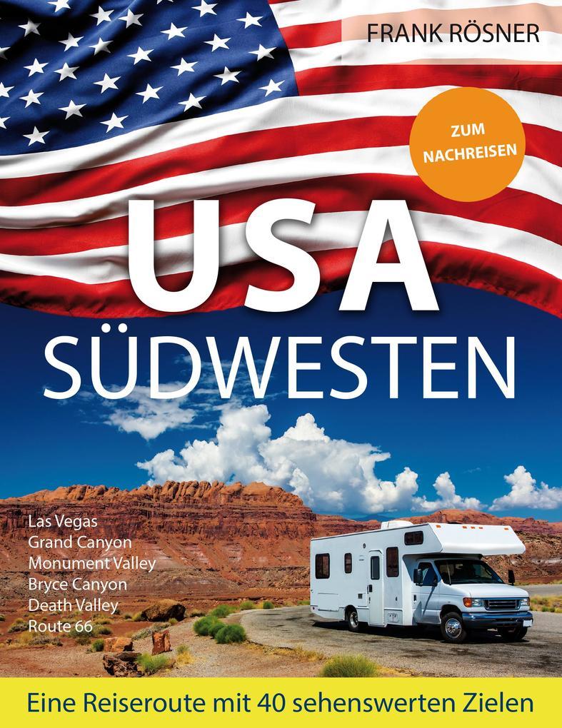 USA Südwesten als eBook