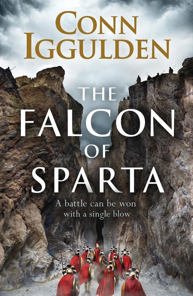 The Falcon of Sparta als eBook Download von Con...