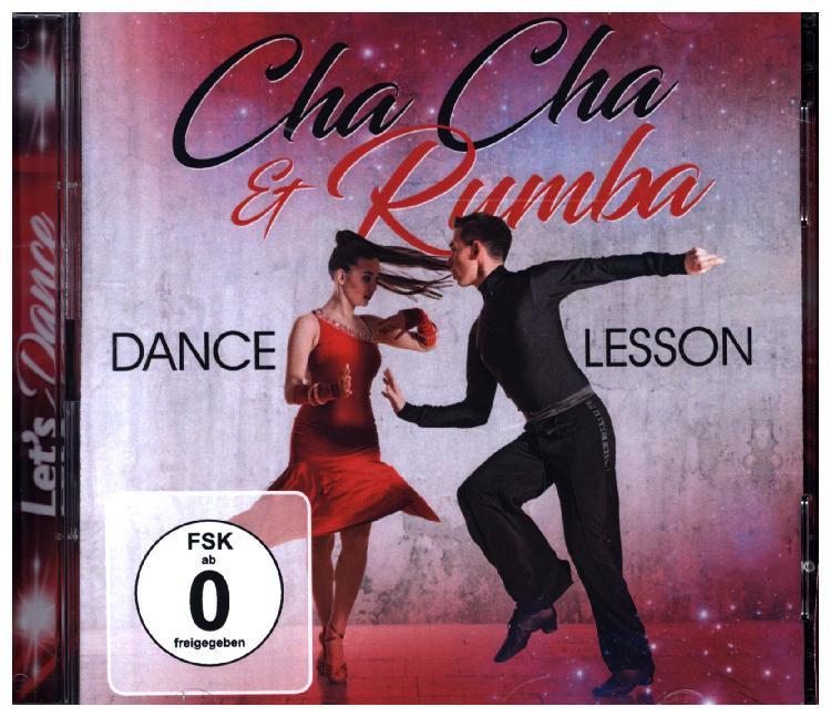 Cha Cha & Rumba Dance Lesson