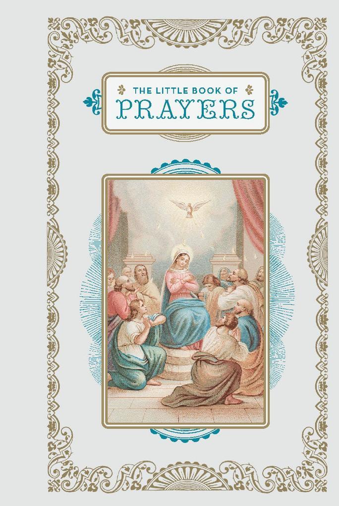 The Little Book of Prayers als eBook Download von