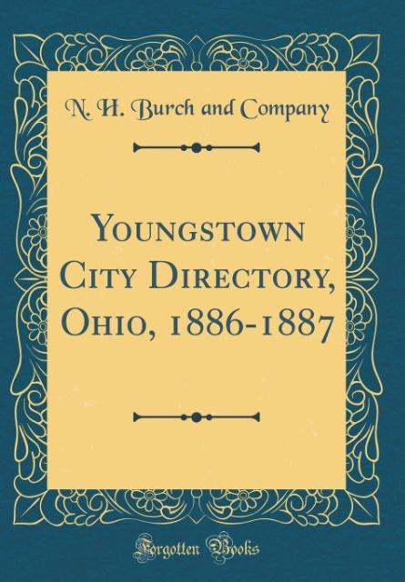 Youngstown City Directory, Ohio, 1886-1887 (Cla...