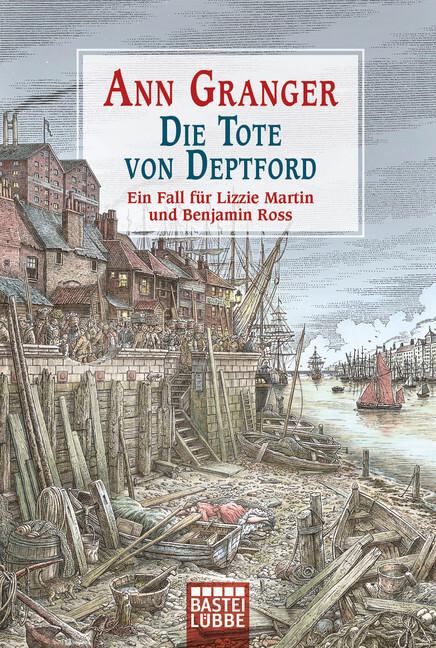 Die Tote von Deptford als Taschenbuch