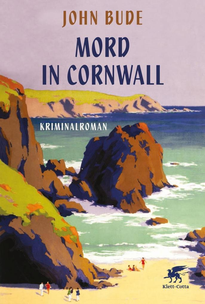 Mord in Cornwall als Buch
