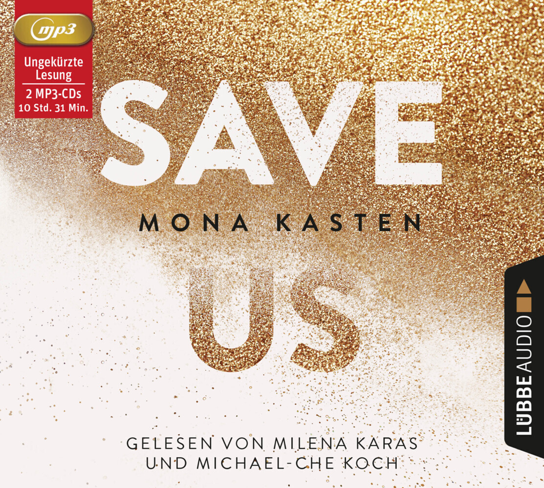 Save Us als Hörbuch