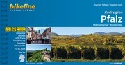 Bikeline Radtourenbuch Radregion Pfalz