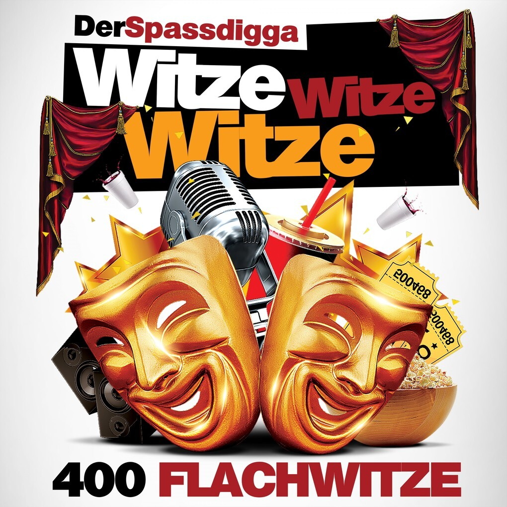 Witze Witze Witze als Hörbuch Download von Uwe ...