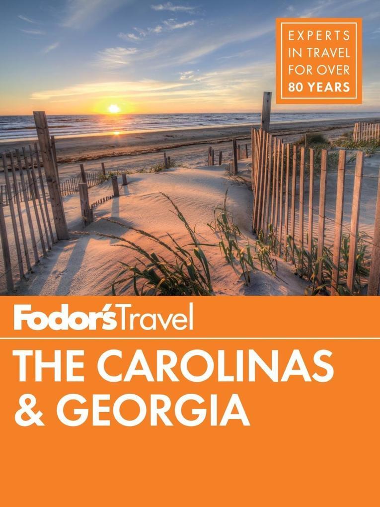 Fodor´s The Carolinas & Georgia als eBook Downl...