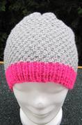 Strickanleitung Damenmüte - ideal für Anfänger