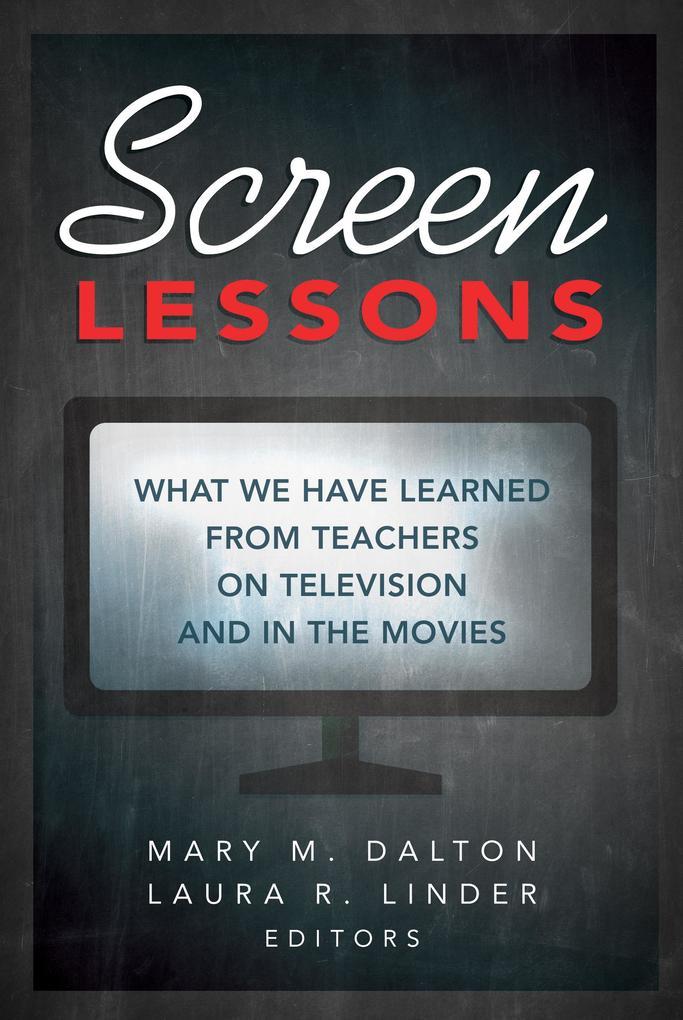 Screen Lessons als eBook Download von