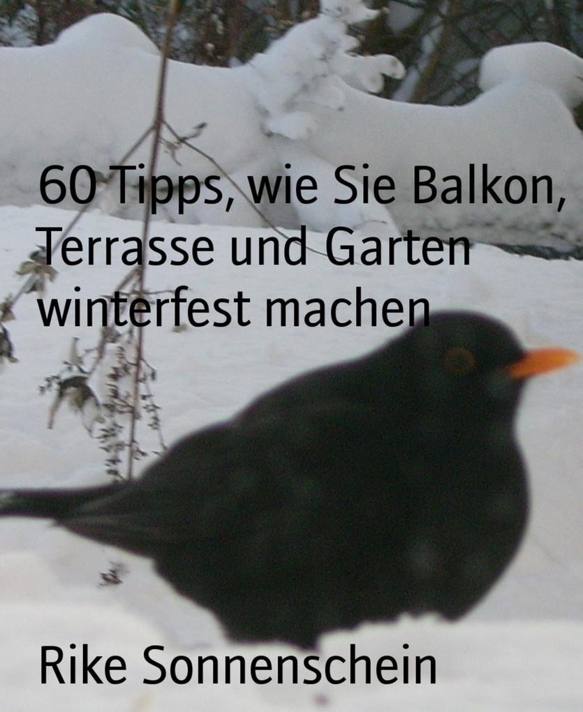 60 Tipps, wie Sie Balkon, Terrasse und Garten w...