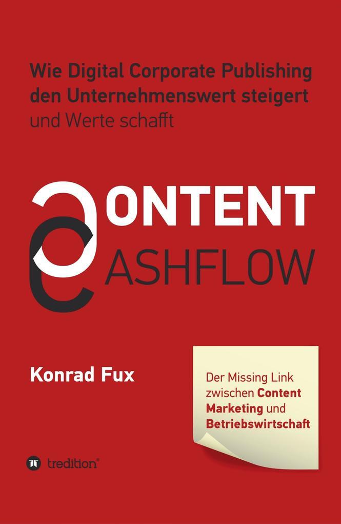 Content & Cashflow als eBook Download von Konra...