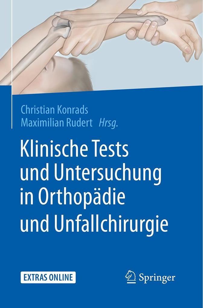 Klinische Tests und Untersuchung in Orthopädie ...
