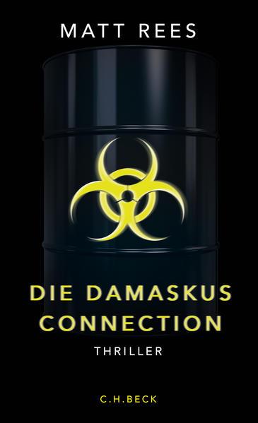 Die Damaskus-Connection als Buch